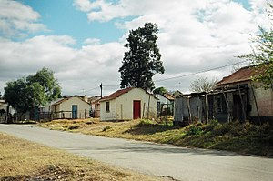 Ginsberg, King William's Town, Eastern Cape, South Africa.