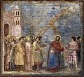 Giotto di Bondone - No. 34 Scenes from the Life of Christ - 18. Road to Calvary - WGA09220.jpg
