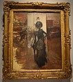 Giovanni Boldini, Donna in nero che guarda il Ritratto di Emiliana Concha de Ossa.jpg