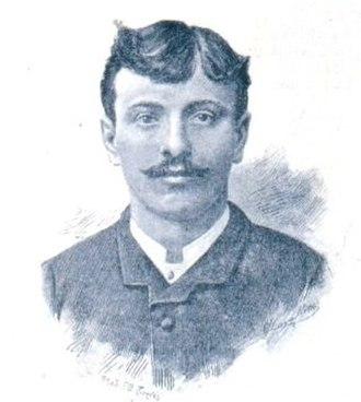 Giovanni Paroli - Giovanni Paroli in 1887