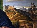 Giovanni bellini, madonna col bambino (detroit), 1509, 06 paesaggio.jpg