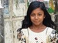 Girl on Street - Sylhet - Bangladesh (12988124025).jpg