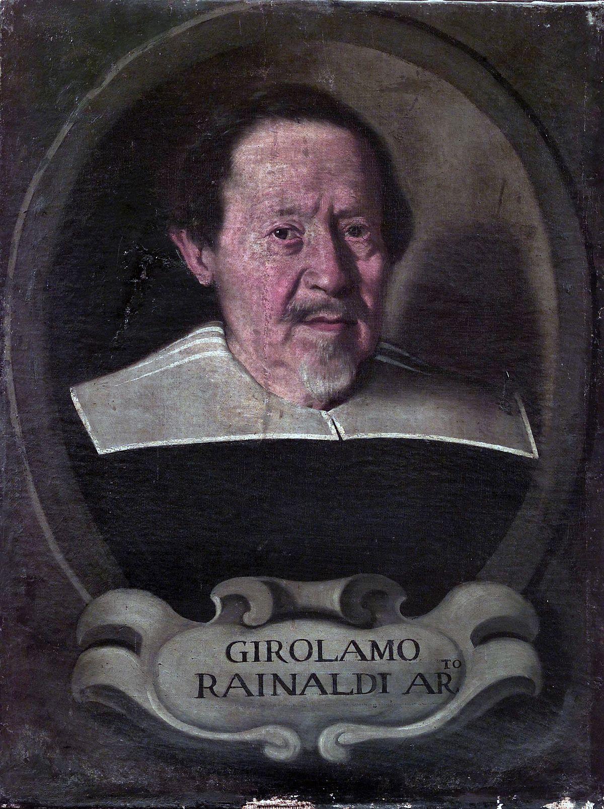 Girolamo Rainaldi — Wikipédia