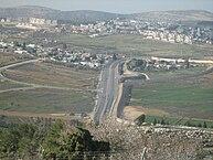 givat ze'ev jewish construction PA Israeli goodwill gesture