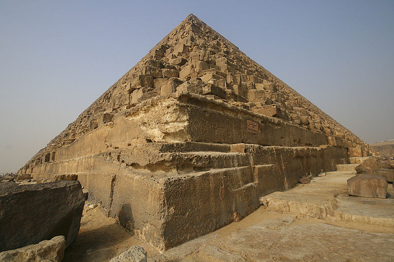 File:Giza Pyramid.jpg