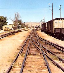Rail gauge in Australia - Wikipedia