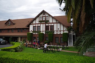 Santa Paula, California - Historic Glen Tavern Inn, 2014