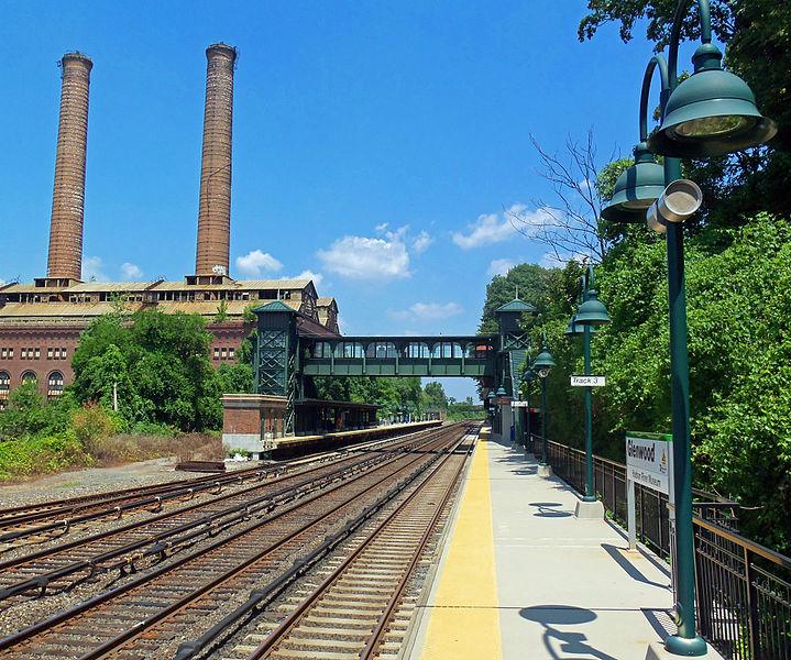 File:Glenwood, NY, Train Station.jpg