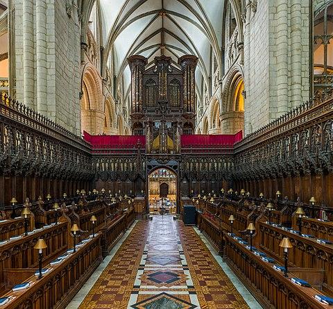 Magnificat and Nunc dimittis (Gloucester) - Wikiwand