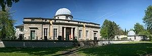 Göttingen Observatory - Image: Goe Sternwarte pano