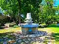 Goeres Park (Dr. ^ Verna Chval Memorial Fountain) - panoramio.jpg