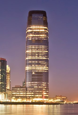 30 Hudson Street - Image: Goldman Sachs Tower (4088024683) crop