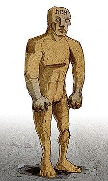 Risultati immagini per storia del Golem