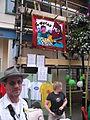 Golowan Festival Penzance June 2005 Gweres Mie banner.jpg