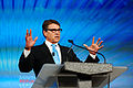 Governor of Texas Rick Perry at Southern Republican Leadership Conference, Oklahoma City,12 OK May 2015 by Michael Vadon 25.jpg