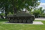 Gowen Field Military Heritage Museum, Gowen Field ANGB, Boise, Idaho 2018 (45913274855).jpg