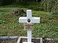 Grób ogn. Józefa Bocheńskiego. Poległ 14.09.1943. Rotunda Zamość.jpg