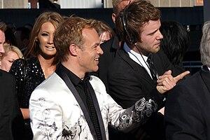 Graham Norton - Norton at the 2009 BAFTA Awards
