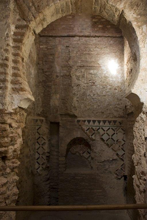 File granada la alhambra 29 vaporario de los ba os del - Banos arabes palacio de comares ...