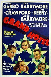 <i>Grand Hotel</i> (1932 film) 1932 film