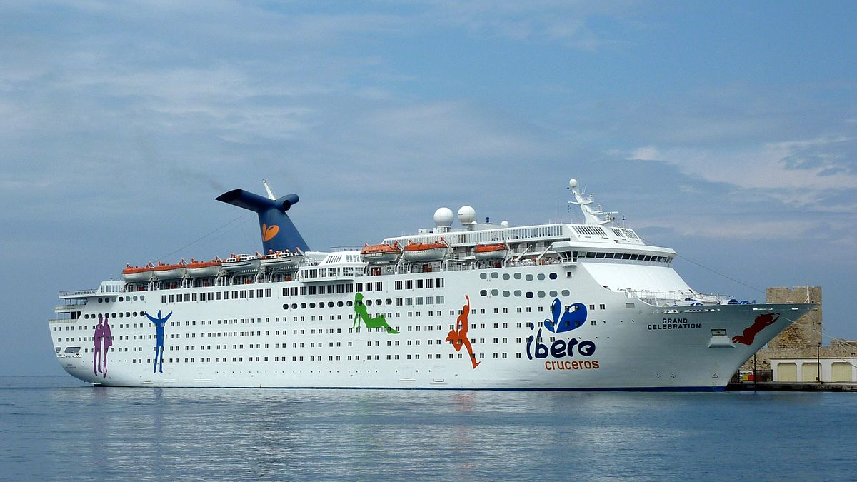 Ibero Cruceros Wikipedia - Grand voyager cruise ship