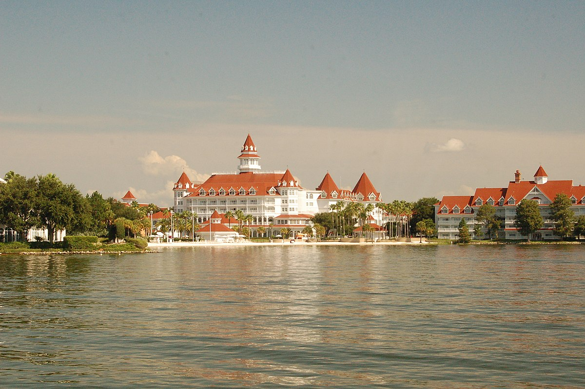 Disney S Grand Floridian Resort Amp Spa Wikipedia