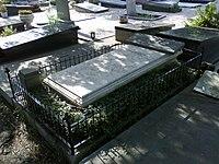 Grave of Johan Rudolph Thorbecke (1798-1872), The Hague (2017).jpg