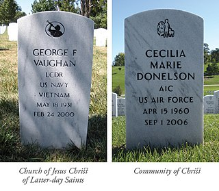 Comparison of the Community of Christ and The Church of Jesus Christ of Latter-day Saints Wikipedia article comparing the two Latter Day Saint bodies