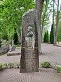Gravvård carolina alma cleve uppsala gamla kyrkogård.jpg