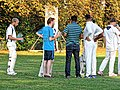 Great Canfield CC v Hatfield Heath CC at Great Canfield, Essex, England 78.jpg