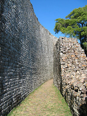 Great Zimbabwe (Photo credit: Wikipedia)
