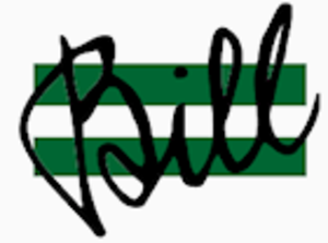 William Hillcourt - Image: Green Bar Bill signature