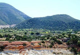 mountains in Libya