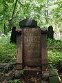 Grob Aleksandra Hertza rezysera-Grave of Aleksander Hertz director.JPG