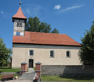 Bad Belzig - Church in Groß Briesen