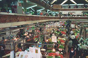 San Juan de Dios Market - Stalls in Juan de Dios Market