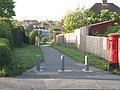 Gully, Reddicap Heath Road - geograph.org.uk - 1860137.jpg