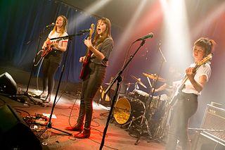 German garage rock band