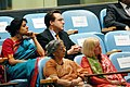 Gursharan Kaur along with other dignitaries are at the 63rd Session of the UN General Assembly during the Prime Minister, Dr. Manmohan Singh Addressing the session in New York, USA on September 26, 2008.jpg