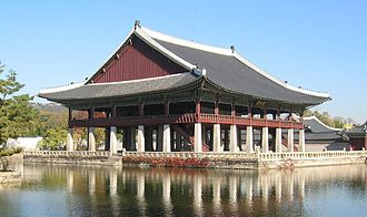 Tourism in South Korea - Gyeongbokgung Palace in Seoul