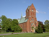 Fil:Hässleholms kyrka ext3.jpg