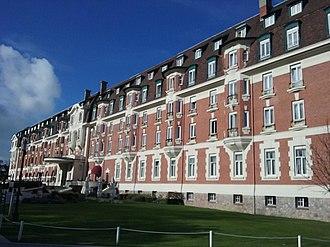 Le Touquet - Hôtel Barrière Le Westminster, Le Touquet