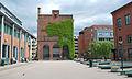 Høgskolen i Oslo og Akershus med Fyrhuset.jpg