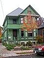 HC Keck House-Mount Olivet Parsonage (Portland, OR).JPG