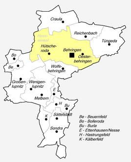 99820 Hörselberg Hainich Ot Behringen behringen hörselberg hainich