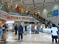 HK Cheung Sha Wan 幸福商場 Fortune Estate mall lobby interior visitors Escalators.JPG