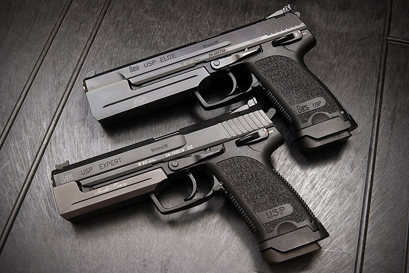 File Hk Usp Elite And Expert 9mm With Merkle Tuning