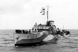HMCS Bittersweet - Image: HMCS Bittersweet May 1943 MC 2115