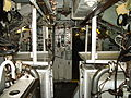 HMS Ocelot 1962 stern end of engine room.JPG