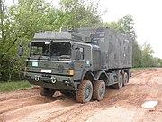 RMMV HX range of tactical trucks - Wikipedia